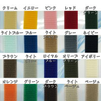 [メール便対応]マジックテープ縫製用25mm幅×200mm2本セット