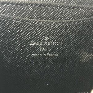 【LOUISVUITTON】ルイ・ヴィトンジッピーコインパースコインケースエピM60152ノワールメンズ【送料無料】【中古】