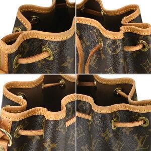 【LOUISVUITTON】LVルイ・ヴィトンM42227ミニ・ノエモノグラムハンドバッグ【送料無料】【中古】
