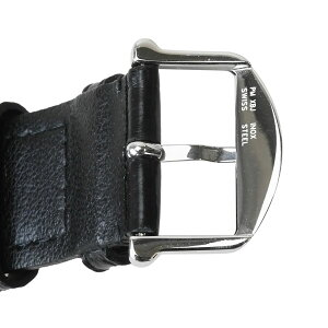【IWC】インターナショナルウォッチカンパニーIW391008ポートフィノ・クロノグラフ自動巻きステンレススティール/ブラックアリゲーターストラップブラックダイヤル腕時計美品【送料無料】【中古】
