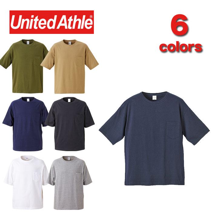 トップス, Tシャツ・カットソー United Athle 500801 5.6 T 6 4