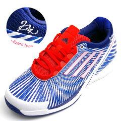 ☆あす楽対応☆【adidas】アディダスaZ Feather2 錦織圭使用モデルテニス シューズ メンズ /Q21...