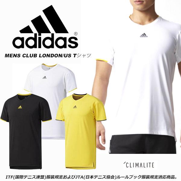メンズウェア, Tシャツ  adidas MENS CLUB LONDONUS T ITFJTA(djf02-16skn)