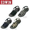 ◆◆■ <ダイマツ> エドウィン メンズ スポーツサンダル EW5101