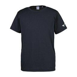 ◆◆送料無料 メール便発送 <ミズノ> MIZUNO Tシャツ[ジュニア] 32JA8156_j (09:ブラック)