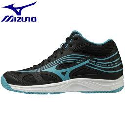 ◆◆ <ミズノ> MIZUNO サイクロンスピード 3 MID(ユニセックス) V1GA2185 (25) バレーボール