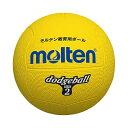 ◆◆ <モルテン> MOLTEN ドッジボール D2Y (黄) (ドッジボール)