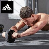 送料無料定形外発送即納可☆【adidas】アディダスアブローラー腹筋ローラーエクササイズフィットネスADAC11404