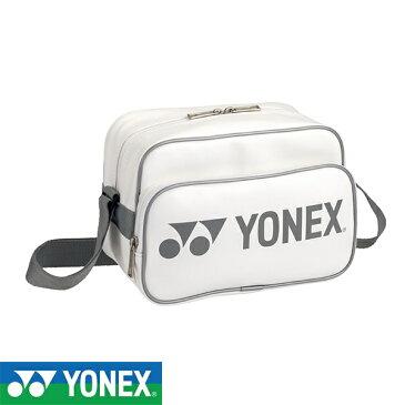 ◆◆ <ヨネックス> YONEX ショルダーバッグ BAG19SB (011:ホワイト)