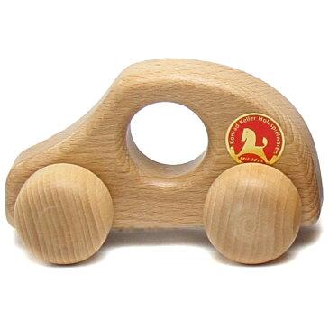 ミニPKW 白木【名入れ 名前】車 知育玩具 木製玩具 ごっこ遊び 出産祝い 誕生日 プレゼント 男の子 女の子 0歳 1歳 2歳