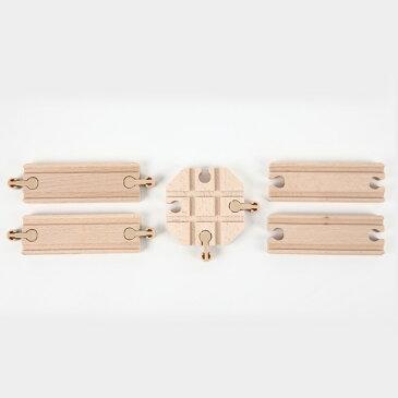 【最大1,200円OFFクーポン配布中】レールクロスA 9625 ミッキィ MICKI 木製 汽車 ミッキー 木製レール 知育玩具 出産祝い 電車 列車 汽車セット 男の子 誕生日 プレゼント