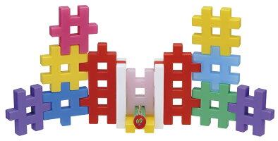 ★メーカー公式ショップ★学研ニューブロックはらぺこあおむしバッグ83193学研ステイフル【ラッピング対応商品(別途有料)】安全ブロックおもちゃ知育玩具