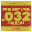 YAMAHA/エレキギター弦バラ H-1065(5A)【ヤマハ】