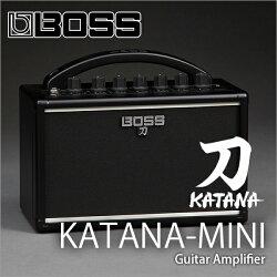 BOSS/KATANA-MINIバッテリー駆動ギターアンプKTN-MINI【ボス】【7月15日発売予定】【送料無料】【楽器de元気】
