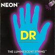DR/ベース弦 NEON Hi-Def BLUE NBB-45【メール便OK】