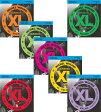 D'addario/ベース弦 XL Nickel Round Wound【ダダリオ/EXL160・EXL165・EXL170・EXL180・EXL190・EXL220・EXL230】【メール便OK】【楽器de元気】