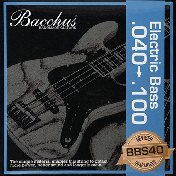 16位:バッカス 『ベース弦 BBS40』