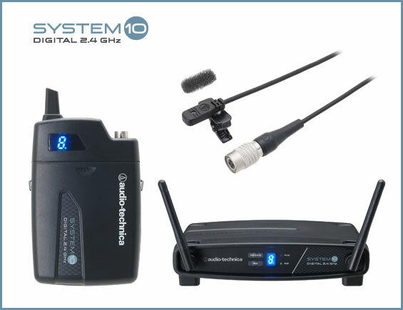 audio-technica/ATW-1101/L ラべリアマイクロホンワイヤレスシステム ワイヤレスマイク【オーディオテクニカ】
