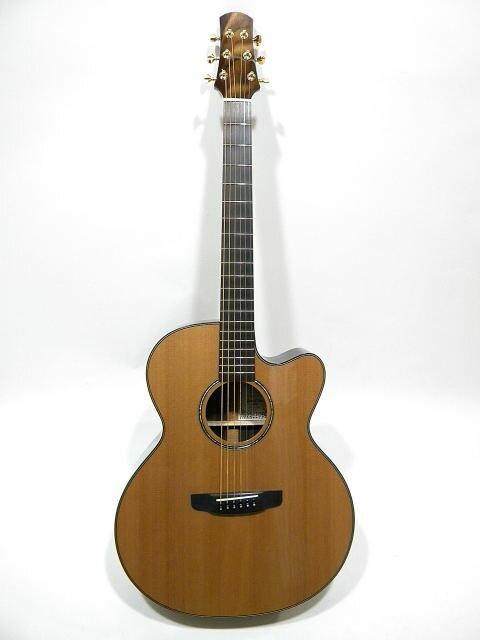 ギター, アコースティックギター ASTURIAS GRAND SOLO CR