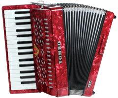 ピアノ・キーボード, アコーディオン TOMBO TB-32A