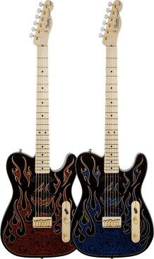 Fender/James Burton Telecaster Paisley Flames ジェームズ・バートン シグネチャー テレキャスター 【フェンダー】