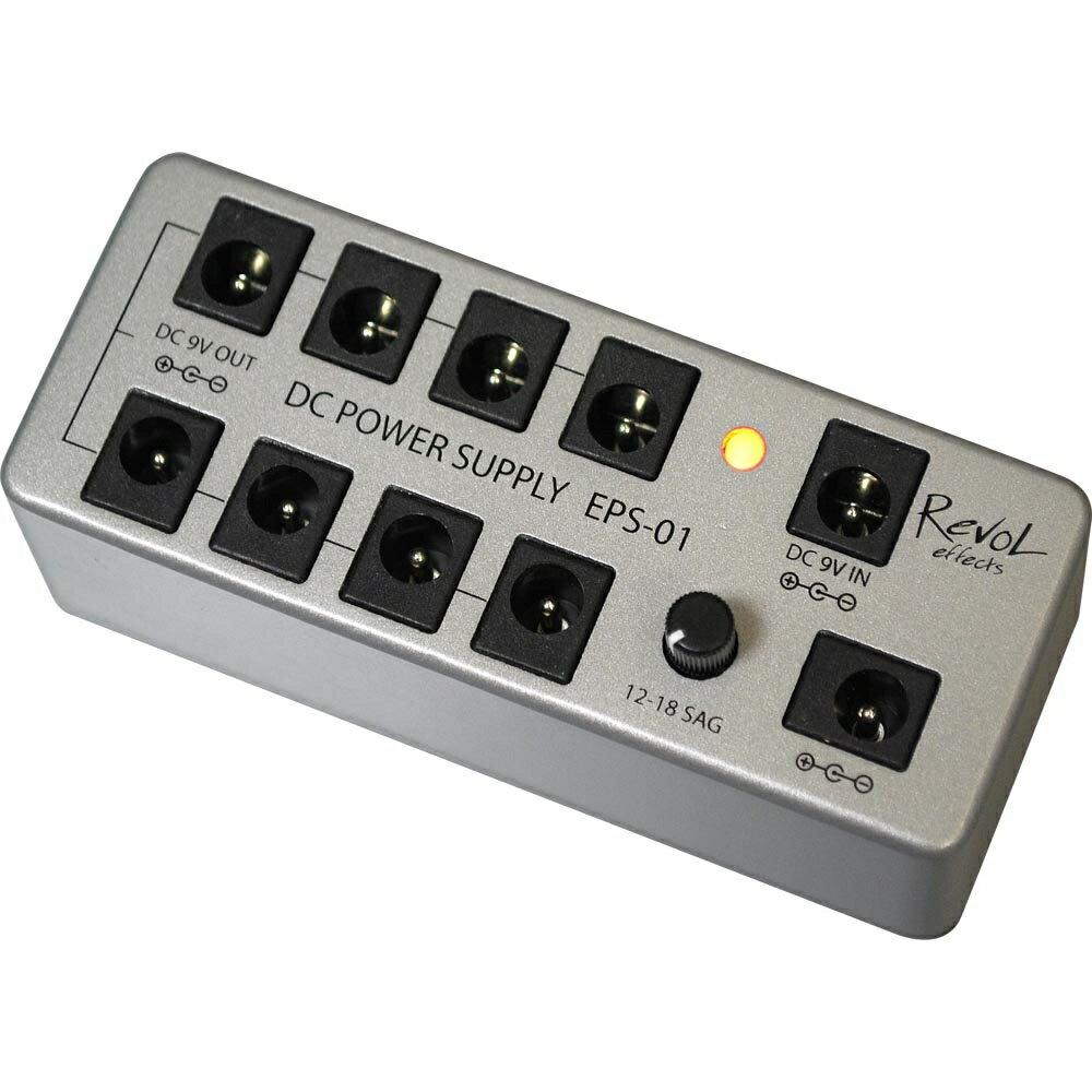 ギター用アクセサリー・パーツ, エフェクター RevoL effects EPS-01SET