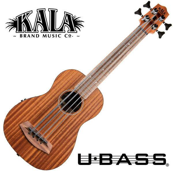 ベース, アコースティックベース KALA UBASS-RMBL-FS