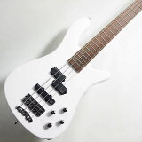 Warwick/Rock Bass Streamer LX 4 N WHP Solid White High 【ワーウィックロックベース】