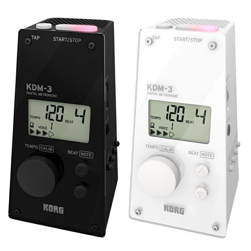 KORG/デジタルメトロノーム KDM-3【コルグ】
