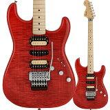 Fender Michiya Haruhata Stratocaster Trans Pink 春畑道哉(TUBE)シグネイチャーモデル【フェンダーJAPAN】