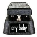 楽器de元気で買える「Jim Dunlop Cry Baby GCB95 ワウペダル」の画像です。価格は11,000円になります。