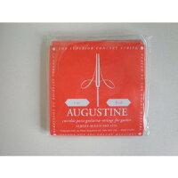 Augustine[オーガスチン]クラシックギター弦レッド[セット弦][赤]