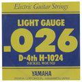 【メール便可】YAMAHA エレキギター弦 バラ弦 H1024 4D .026インチ
