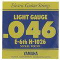【メール便可】YAMAHA エレキギター弦 バラ弦 H1026 6E .046インチ