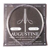 【クリックポスト(180円)可能】Augustine[オーガスチン]クラシックギター弦ブラック3弦