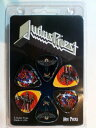 【メール便可】Perri's ピック  ジューダス・プリースト ピック Judas Priest LP-JP1N 6枚セット
