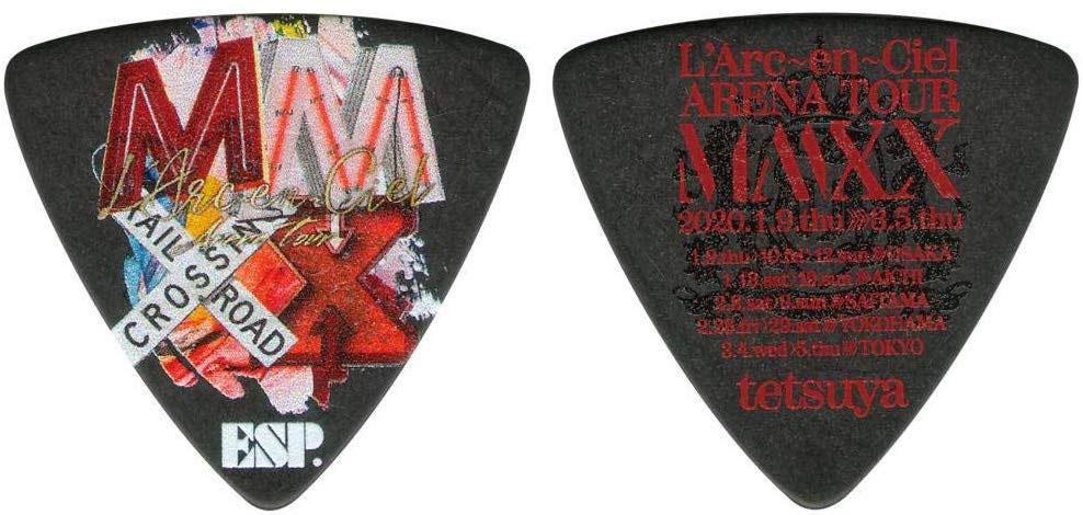 アクセサリー・パーツ, ピック ESP PA-LT10-MMXX BKBLACK LArc12316;en12316;Ciel ARENA TOUR MMXX tetsuya