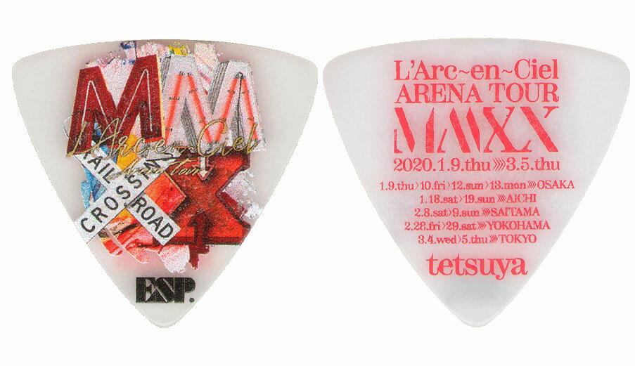 アクセサリー・パーツ, ピック ESP PA-LT10-MMXX WHWHITE LArc12316;en12316;Ciel ARENA TOUR MMXX tetsuya