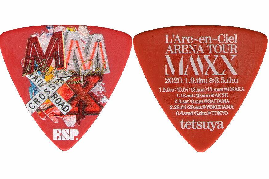 アクセサリー・パーツ, ピック ESP PA-LT10-MMXX RRED LArc12316;en12316;Ciel ARENA TOUR MMXX tetsuya