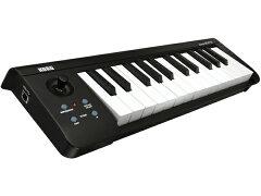 「microKORG XL」直系鍵盤が採用された、操作性重視の25鍵モデルです!KORG ( コルグ ) microKE...