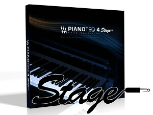 PIANOTEQ 4 STANDARDの「演奏家版」が登場です!MODARTT / PIANOTEQ 4 STAGE [在庫あります!送...