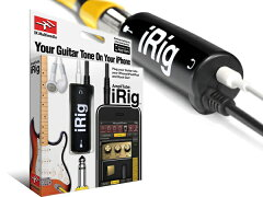 ▽ AmpliTube iRig ▽[送料無料] IK Multimedia / iRig [ DTM ]▽ プラグイン アンプモデリン...