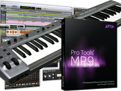 ▽ ProKeys Sono 61 SET ▽ M-AUDIO by Avid ProKeys Sono 61 + Pro Tools MP 9 SET[送料無料...