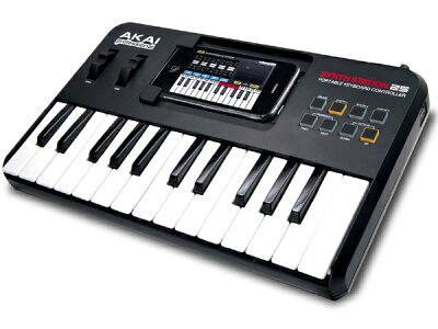AKAI professional / SYNTHSTATION25 [送料無料] [ DTM ]▽ コントローラー iPhone iPod touc...