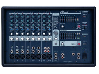 YAMAHA ( ヤマハ ) EMX212S ◆ パワードミキサー 200W+200W 4Ω エフェクト搭載 【 特価 】
