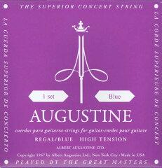 クラシックギター弦 セット オーガスチン 弦 リーガル ブルー AUGUSTINE REGAL / BLUE 1弦〜6弦...