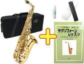 割れにくい リード + 教本 + グリス付き アルトサックス AL-500 訳あり 新品 初心者 おすすめ サックス アウトレット 送料無料 (条件付) Jマイケル 本体 運指表 ケース マウスピース リード セット J.Michael alto saxophone AL500 吹奏楽 練習用 管楽器