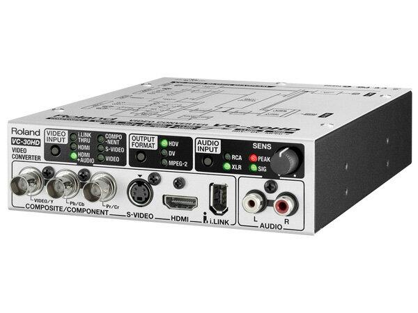 Roland ( ローランド ) VC-30HD ◆ Video Converter [ 映像・音声関連機器 ][]:ワタナベ楽器 SHOP