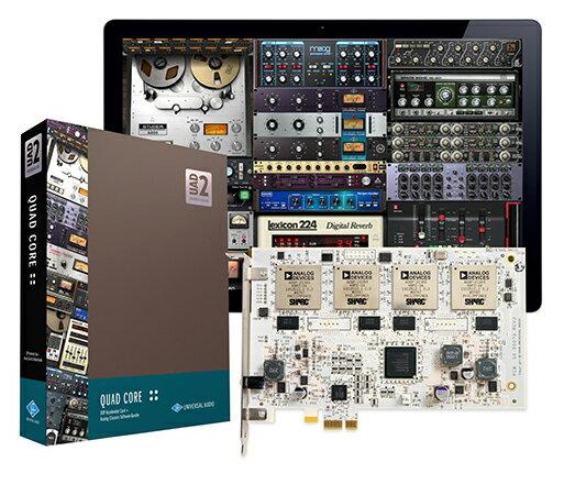 DAW・DTM・レコーダー, DTMセット Universal Audio ( ) UAD-2 QUAD CUSTOM DAWDTM