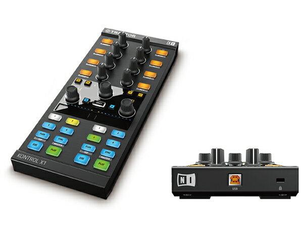 DJ機器, DJコントローラー Native Instruments TRAKTOR KONTROL X1 MK2 DTMDAWsmtb-k